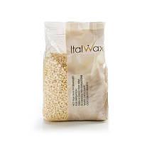Воск в гранулах, теплый, пленочный Бразильский 1 кг ItalWax ( Итал Вакс) Италия