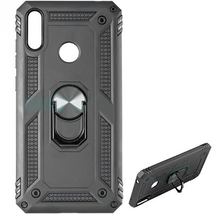 Чехол накладка силиконовый SK Defence New для Huawei Y5 2019 Black, фото 2