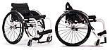 Активная инвалидная коляска Vermeiren Sagitta SL Active Wheelchair, фото 3