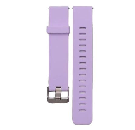 Сменный ремешок для фитнес браслета Lemfo V11 (Силиконовый, Фиолетовый)