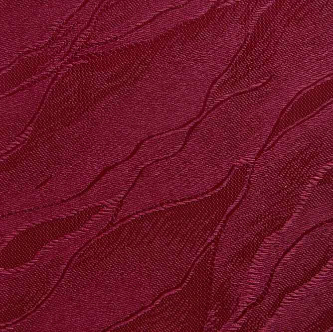 Рулонные шторы Ткань Вода 889 Бордо