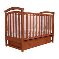 Кроватка ЛД-6 Верес ольха