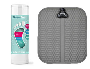 Массажер-коврик «Блаженство для ног» Fitness Feet Pad, Gezatone
