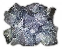 Камни для сауны габродиабаз колотые, 10 кг