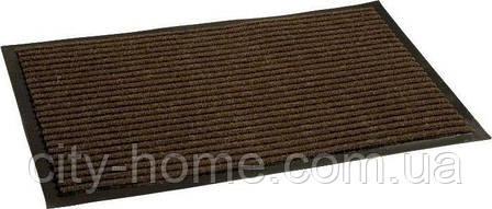 Коврик влаговпитывающий  60 х 90 коричневый, фото 2