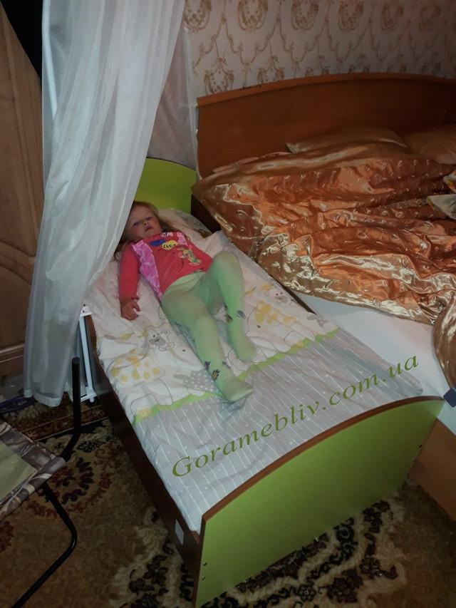 """На фото: кровать """"Детская Новая"""" фото наших покупателей"""