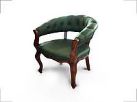 Кресло конференц Монк зеленое (Диал ТМ)