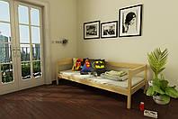 """Кровать детская подростковая """"Мартель"""" 70*140 размер дерево массив бук, фото 1"""
