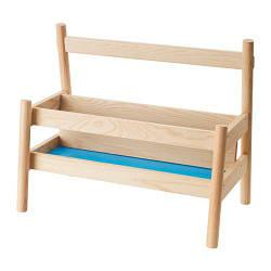 ИКЕА (IKEA) ФЛИСАТ, 002.907.83, Книжная полка для детей