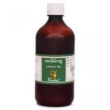 Кокосовое масло 500 мл Пунарвасу