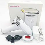 Лазерный эпилятор Lescolton 3в1 700000 IPL, фото 10