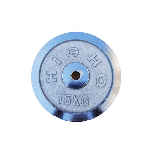 Блины( диски) хром 15кг 18015