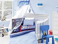 Детское постельное в кроватку для младенцев First Choice