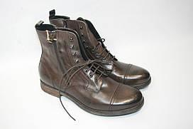Ботинки мужские Diesel цвет темно-коричневый размер 39 арт Y01152PR080T2185