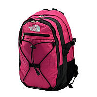 Женский городской рюкзак The North Face Isabella 21L розового цвета