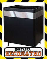 Электрокаменка Днипро ЭКС с электронным блоком управления 6 кВт