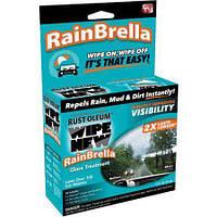 🔝 Гидрофобное покрытие, RainBrella, средство антидождь для авто | 🎁%🚚