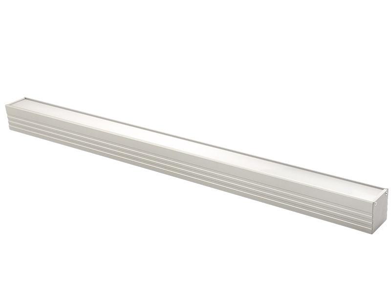Магистральный светильник LED 50Вт 1500мм 3000-5000К 5200 Lm IP44 линейный, светодиодный