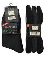 Упаковка! Теплые зимние термоноски Hombre Германия, носки средней длины, упаковка 39-42