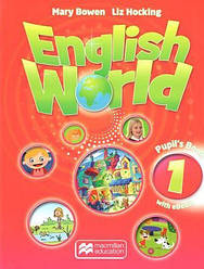 English World 1 for Ukraine Pupil's Book with eBook
