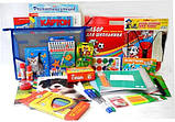 Набор первоклассника универсальный для девочек Classic на 40 предметов, подарок выпускнику детского сада, фото 3