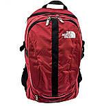 Женский городской рюкзак The North Face Melinda 30L бордового цвета, фото 2