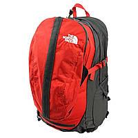 Женский городской рюкзак The North Face Melinda NEW 30L с отделением для ноутбука красного цвета