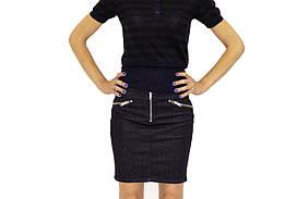 Юбка женская DIESEL цвет черничный размер 29 арт 00SXH9R00T1
