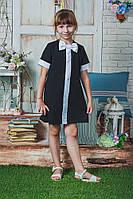 Платье школьное для девочки , фото 1