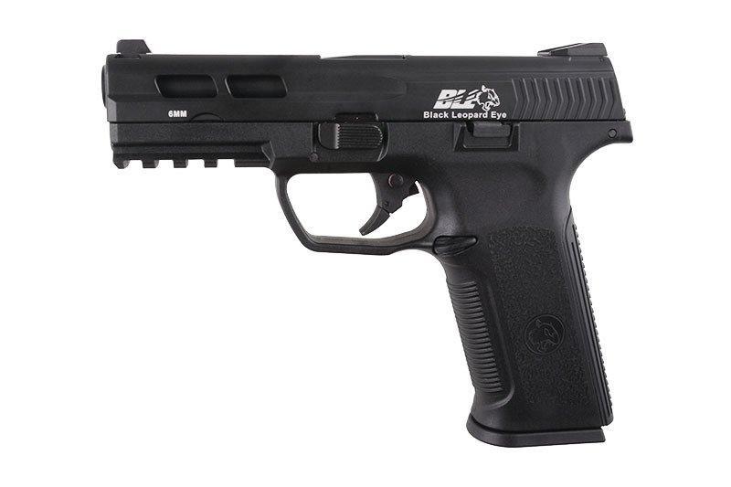 Replika pistoletu BLE XAE - Czarny [ICS]