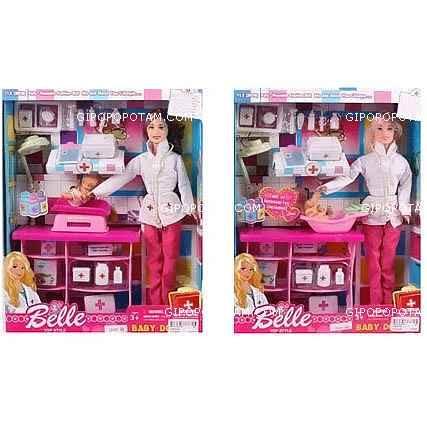 Кукла JX 600-52 доктор