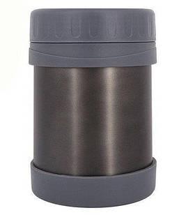 Термос для еды Stenson Grafit MT-2673 350 мл Серый (008041)
