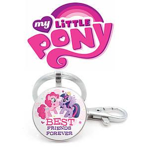 Брелок My Little Pony с лучшими друзьями