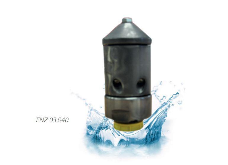 Радиальная вращающаяся форсунка ENZ 03.100A