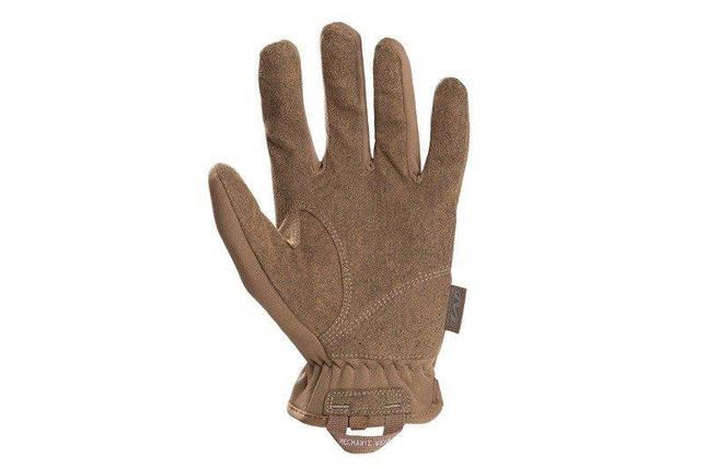 Rękawice FastFit - coyote brown (New Version) [Mechanix Wear], фото 2