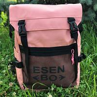 Городской и школьный рюкзак ESENBO розовый, фото 1