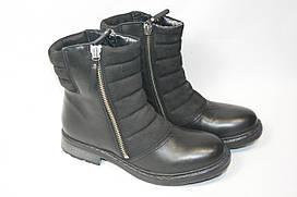 Полусапоги женские Diesel цвет черный размер 40 арт Y01393PR266T8013