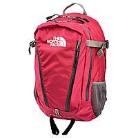 Женский городской рюкзак The North Face Single Shot 23L розового цвета