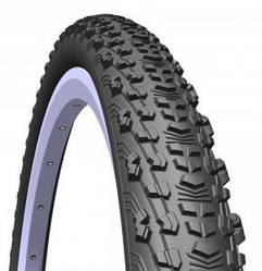 """Шини для велосипеда """"Rubena"""" 24"""" V75 SCYLLA Classic 24""""x1,90 (50x507)"""