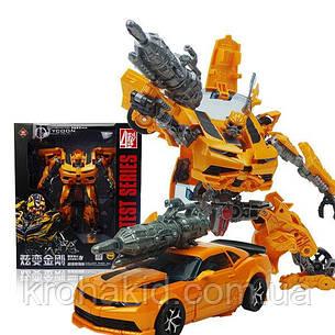Трансформер робот автобот Бамблби / Transformers bumblebee 8814A, фото 2