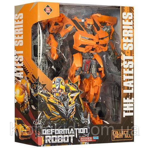 Трансформер робот автобот Бамблби / Transformers bumblebee 8814A