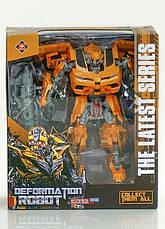 Трансформер робот автобот Бамблби / Transformers bumblebee 8814A, фото 3