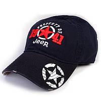 Стильная бейсболка JEEP. Качественная кепка унисекс. Модная бейсболка. Оригинальное качество. Код: КШТ28
