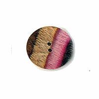 20590 Пуговица Flat Round 28 mm Symfonie Lilac Range KnitPro