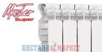 Алюминиевый радиатор Fondital Master Super 350/100