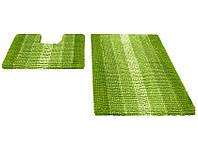 Набор ковриков для ванной и туалета Макароны Лапша