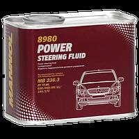 Рідина для гідропідсилювача MANNOL Power Steering Fluid 8980  0.5 л