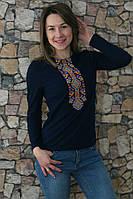 """Женская футболка вышиванка """"ГЕОМЕТРИЧНА ФАНТАЗІЯ 2 """" размеров  42, 44, 46, 48, 50, 52, 54, 56 ,   купить"""