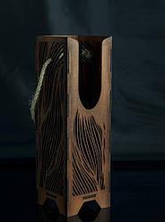 Подарочный футляр для вина №3 (315х100х4мм)