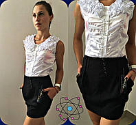 Юбка подростковая школьная, фото 1